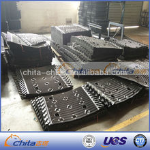 Cooling tower fill Provider & Latest material cooling tower infill provider & PVC plastic thin sheets pack