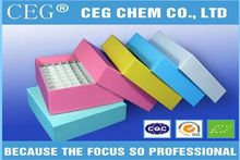 Color bisque for packaging printing closures tubes and containers UV additive concentrates for content protection