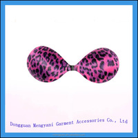 Wholesale leopard print thickened seamless new fashion sexy see through women underwear