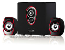 PC Hi-Fi 2.1 Speaker System Channel With USB SD Function