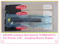 EJBR03301D Jiangling motors diesel engine parts common rail fuel injector used