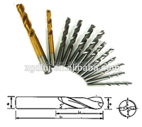 Solid Carbide 4 Flutes Spiral End Mill Milling Cutter/Carbide Step Square Milling Tools For carbon steel