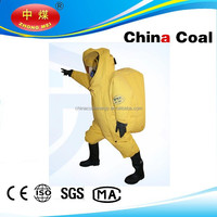 2014 Hot sale Solas approved Chloroprene Rubber Heavy Duty Omniseal Chemical Suit