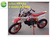 very hot sale 125cc Pit Bike, 4 stroke dirt bike made in China