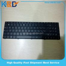 IT Keyboard for Asus K52 K53 A52 G60 G53 black Italian laptop keyboard