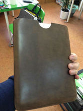 genuine leather sleeve for tablets