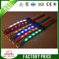 15 years factory low price outdoor GPS led dog collar