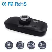 OEM 120 Degree Angle 2.7 inch Screen 1920x1080P vehicle car dvr