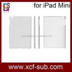 DIY Sublimation 3D Phone cover, Sublimation Cases for ipad mini/ mini2