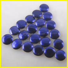 Wholesale 4mm/5mm/6mm Round Purple Hot Fix Metal Studs For Fabric