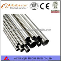 AISI 316 welded stainless steel pipe/tube with China factory low price