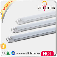 Hot sale China red video led tube 8 light