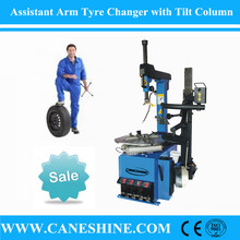 CE Tire Repair Equipment China Manufacture Assistant Arm Helper Tyre/Tire Changer with Tilt Backends Post-CS-331BR/BL