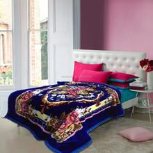 waterproof cotton acrylic satin adult blanket