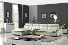 modern sectional leather sofa designs for living room furniture
