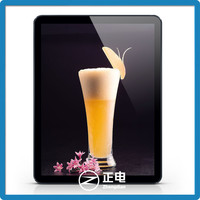 Factory price ABS frame aluminium ultra slim led light box with 1year warranty