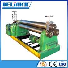 Good Quality 3-Roller Symmetrical Plate Rolling Machine For Ships With High Performance