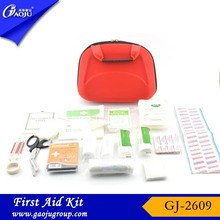 OEM Manufacture multi-color industry first aid kit burns
