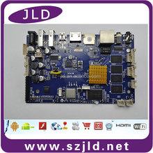 China main board lcd tv / pcba circuito principal fabricado lcd tablero con precios más bajos