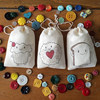 top quality promotional packaging bag, advertising cotton drawstring bags, make up cotton drawstring bag