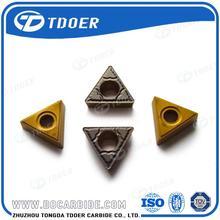 High Precision Tungsten Carbide Turning Inserts