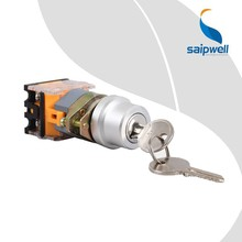 Saipwell 22mm White 24V All Size Different Color Hot Sale China Supplier New Push Button Locks
