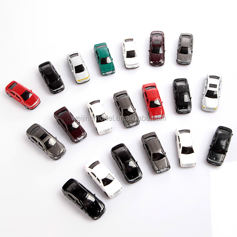 Kids-Toy-Car-Mini-Colorful-20pcs-OO-Scale-1-75-Painted-Model-Cars-Building-Train-Layout