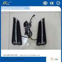 water proof daytime running light led auto light for Honda City Outsea (2014) led driver light/motorcycle with cabin