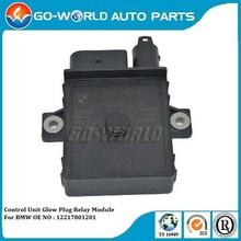 Control Unit Glow Plug Relay Module For BMW OE NO : 12217801201