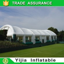 Hot selling portable inflatable tennis dome