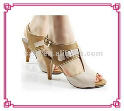 Fashion footwear shoes wholesale high heel sandal shoes