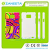 3D sublimation case for Samsung Galaxy S2 I9100/9108 | hard sublimation case for samsung s2 | sublimation case for galaxy s2