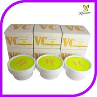 Natural Vitamin C skin brightening anti-freckly spots removal rice milk whitening cream