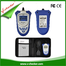 support since 1996 and newer OBD compliant vehicle V-CHECKER V201 CAN-BUS OBD SCANNER