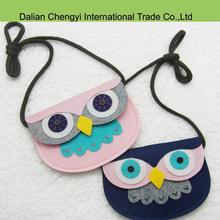 Popular cute owl sling bag for kids