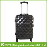 fashional pc travel trolley luggage case hard luggage bag