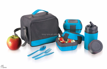 Leakproof Thermo Lunch Kit Insulated Cooler Bag