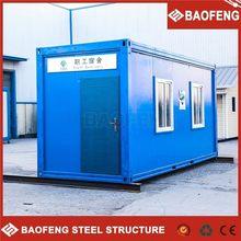 elegant modified prefab living container pak