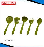 Wholesale 5 pcs nylon kitchenware