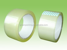 2015 new products alibaba china clear and brown bopp jumbo roll tape