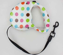 3m flat tape auto retractable dog lead with soft handle