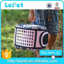 Comfort travel soft sided portable dog carrier purse large pet carrier