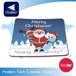 OEM Custom Christmas Magnet/Cheap Giveaway Paper Fridge Magnet