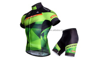 2015 new colorized cricket pro team bicycle cycling set