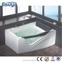 new product indoor spa baths walk in bathtub with air spa