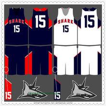 Super quality popular basketball league uniforms
