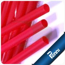 Food Grade PP Unwrapped Big Drinking Straws