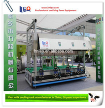 Automatic Parallel Milking Parlor/ milking machine for cows