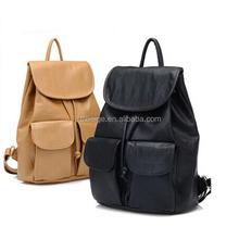 2015 fashion vintage PU backpacks for girls,leather backpacks for girls