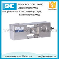 zemic waterproof stainless steel load cell BM6G